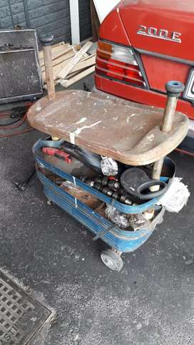 Tool trolly retro