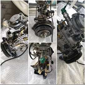 Isuzu KB 280dt injector pump, timing gears and timing covers