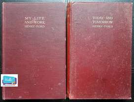 Books by Henry Ford