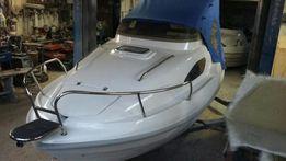Nowa łódź motorowa kabinowa FIORD 425