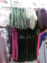 Торговое оборудование б/у (стеллажи и мебель) для одежды и обуви