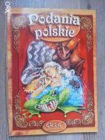 Książka - Podania Polakie