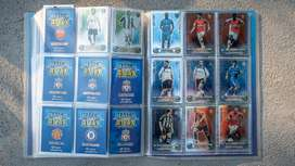 Fifa 2008/2009 Card collection 90% Complete