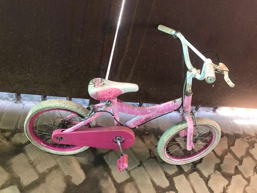 Barbie bicycle for sale 0