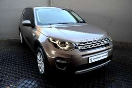 LAND ROVERDISCOVERY SPORT 2.2 SD4 HSE