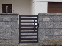 nowoczesne ogrodzenia i balustrady