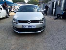 2014 Polo 6 manual 1.4 for sale