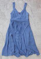 Lawendowa sukienka Ette Lou, rozmiar 38, nowa