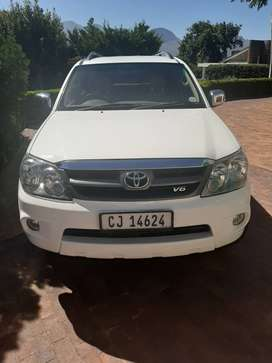 2009 Toyota Fortuner 4.0 V6 4x4 Automatic