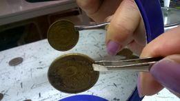 3 копейки 1932 года СССР Перевертыш Редкая монета
