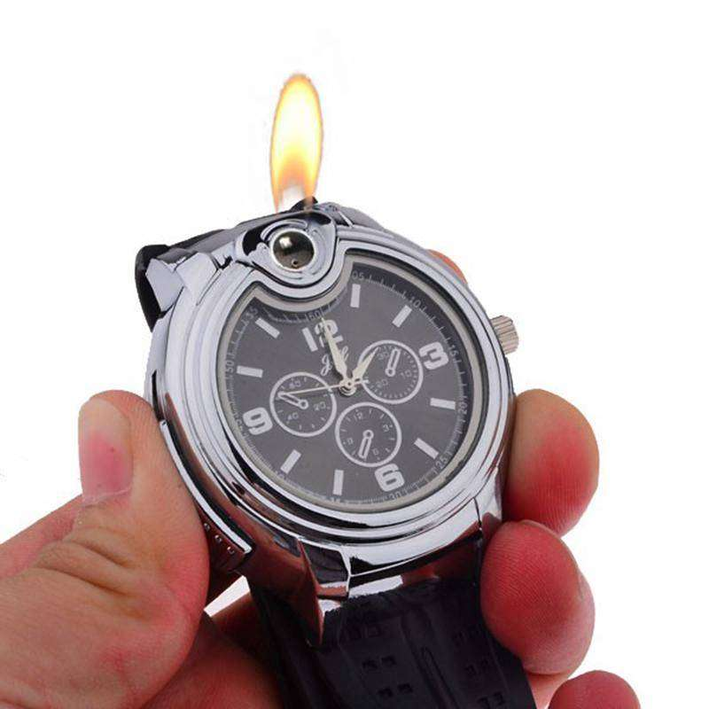 New Watch Cigarette Butane Lighter