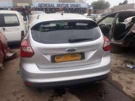 2014 Ford Focus 1.6 stripping for spares