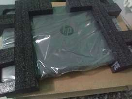 """Brand new boxed """"hp"""" laptop for sale."""