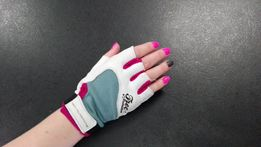 Skórzane Rękawiczki Treningowe DLA KOBIET TREC
