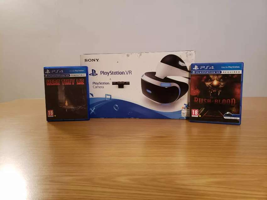 PlayStation VR Bundle 0