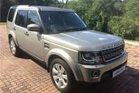 Image of Land Rover Discovery 4 Discovery 4 3.0 TDV6