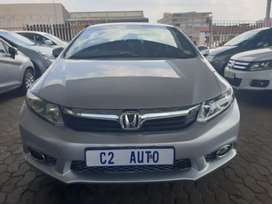 2013 Honda Civic 1.8 Manual