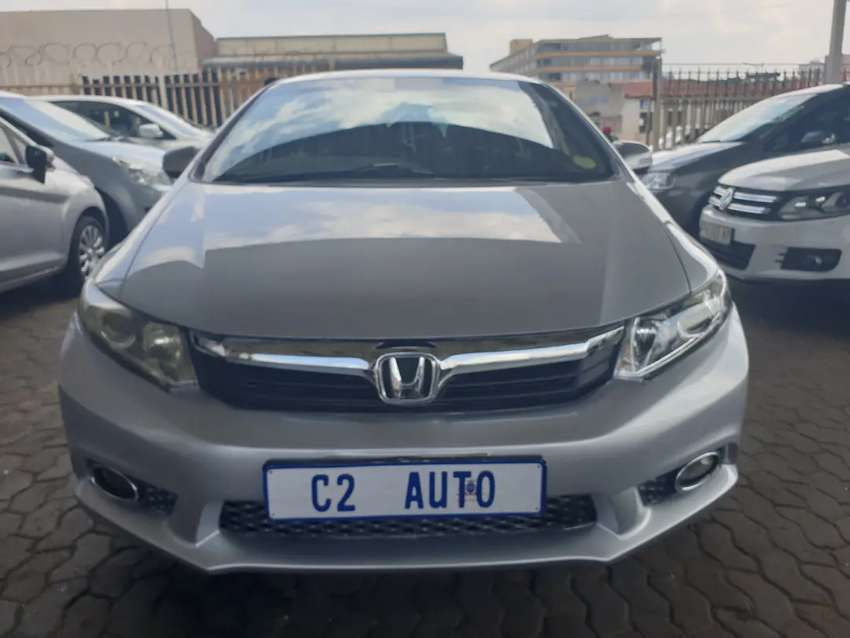 2013 Honda Civic 1.8 Manual 0