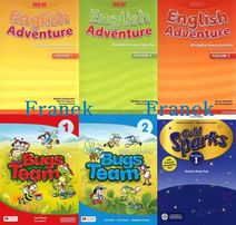 Bugs Team Gold Sparks New English Adventure 1 2 3 Testy Sprawdziany