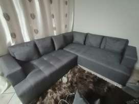LShape couch for sale 3300