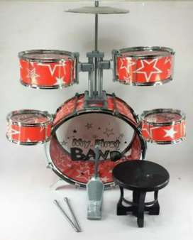 My First Band - 5 Puece Drum Set #ABC