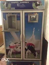 Milk ATM for sale- has dispensed only 1,000 litres 0