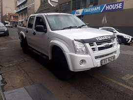 2012 ISUZU KB300 DTEQ DOUBLE CAB MANUAL