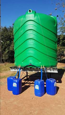 Tank Stand - Communal Water Tank Stand