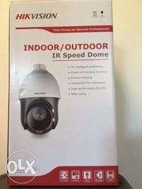 Hikvision Original English PTZ2MP 20x IR PTZ IP camera 0