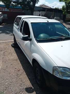 Nissan NP200 Bakkie for Hire around Gauteng and outside