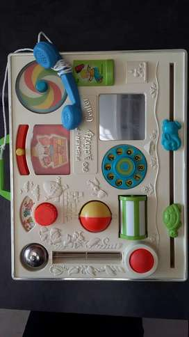 Cot activity center Fisher Price value R499