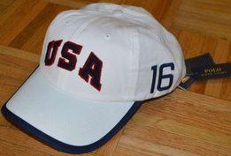 Олимпиада 2016 New 100% оригинал кепка бейсболка Polo Ralph Lauren США