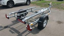Оцинкованный лодочный прицеп к лодке ПВХ до 3,2 метра(ассортимент)