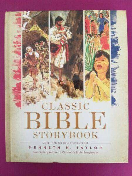 Classic Bible Storybook - Kenneth N Taylor. 0