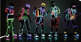 Холодный неон для танцевальных костюмов, подсветки велосипедов