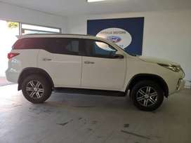 2019 Toyota Fortuner 2.4GD-6 R/B Auto
