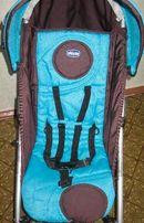 Продам прогулочную коляску Chicco Lite Way с бампером