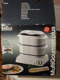 Urządzenie do gotowania na parze Braun