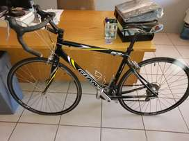 Giant OCR 3, bike with travel bag, spare tyres and manual pump