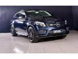 2016 Mercedes-Benz GLE GLE450 AMG Coupe For Sale
