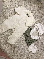 Продам 2 костюмчика для выписки новорождённого или на любой праздник