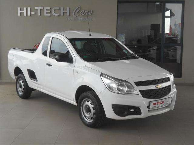 2015 CHEVROLET UTILITY 1.4 A/C S/C P/U WITH 102000KMS 0