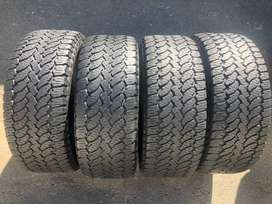 255 55 R19 General Grabber All Terrain Tyres