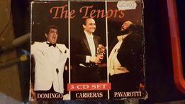 Trzech tenorów-kolekcja 3 płyt.