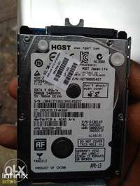 500 Gb Laptop Hard Disk with window 7 operating system 0
