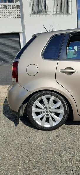 "OEM 15"" VW Salou (Polo 8 TSI)Rims with 165/50/15 Kenda Tyres"