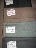 Materiały tkaniny obrusy bawełny wełny podszewki retro kocykowe
