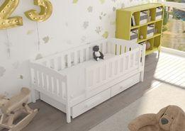 Łóżko dziecięce BETI - różne kolory i rozmiary. Wysyłka 7 dni!