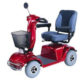 BARIATRIC SCOOTER 4 WHEEL HS740