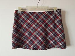 H&M spódnica w kratkę r.38
